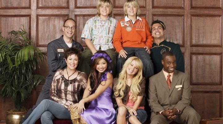 Reparto protagonista de 'Hotel, dulce hotel: Las aventuras de Zack y Cody'