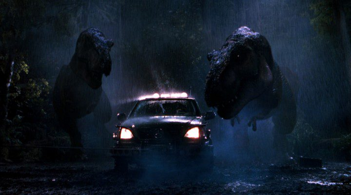 'El mundo perdido: Jurassic Park'