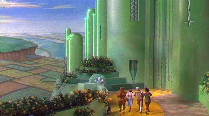 'El mago de Oz'