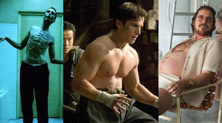 Cambios Christian Bale