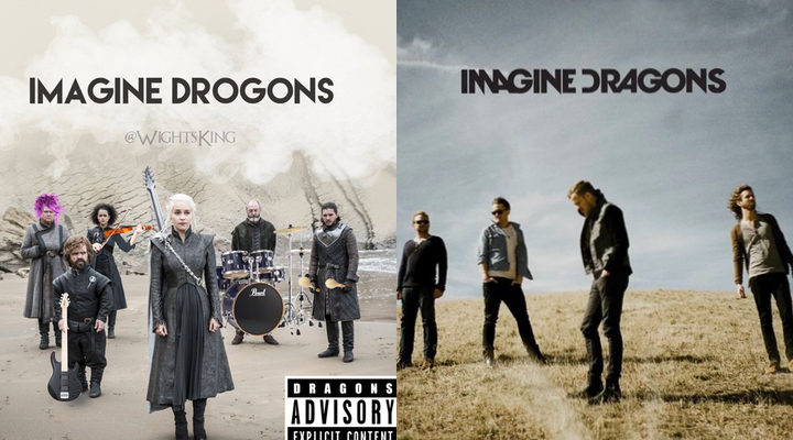 Imagine Drogons