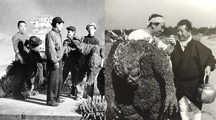 Haruo Nakajima como Godzilla