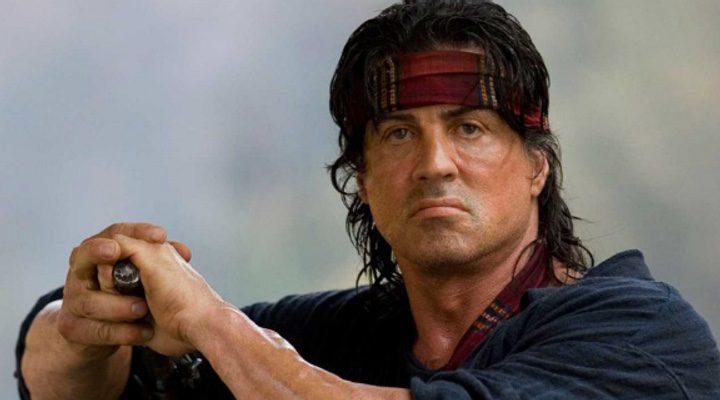 Sylvester Stallone en 'Rambo'