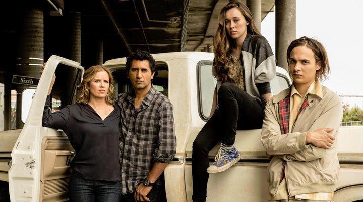 Los protagonistas de Fear The Walking Dead