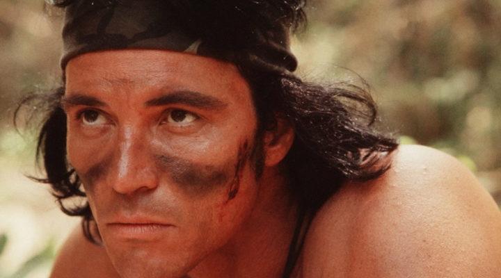 Sonny Landham en 'Depredador'