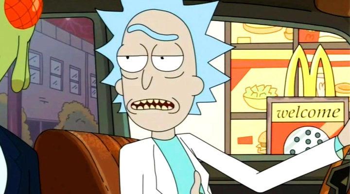 Rick y Morty\': Los creadores comparten varios vídeos probado la ...