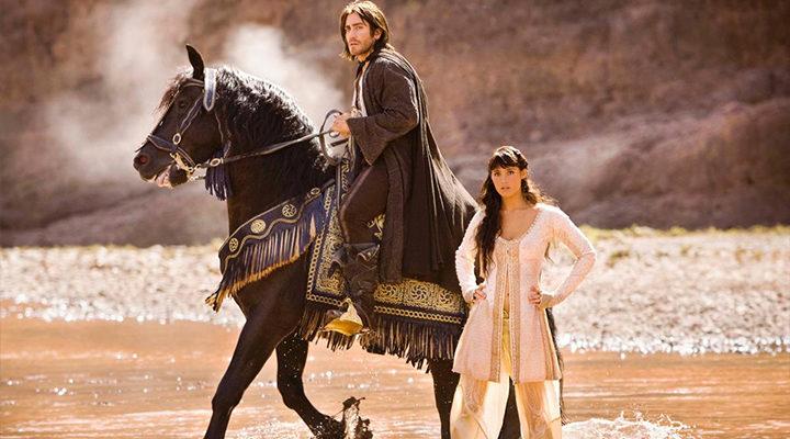 Gemma Arterton en Prince of Persia