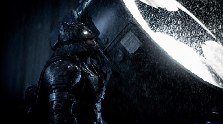 Ben Affleck en 'Batman v. Superman'