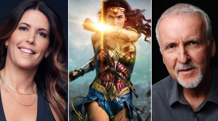 Patty Jenkins, Wonder Woman y James Cameron