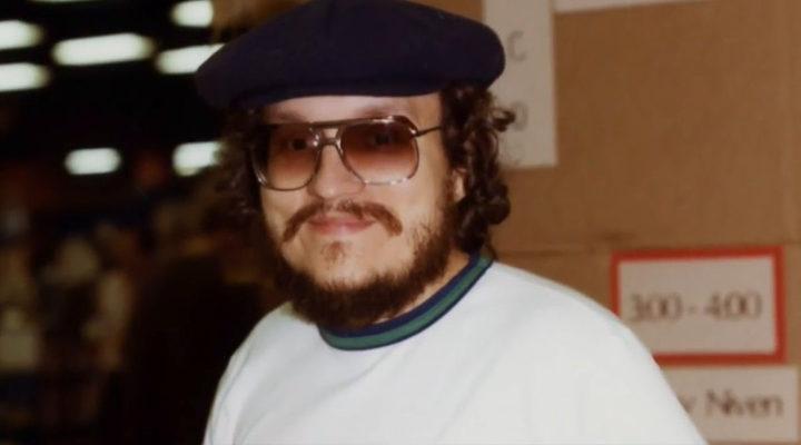 George R.R. Martin de joven