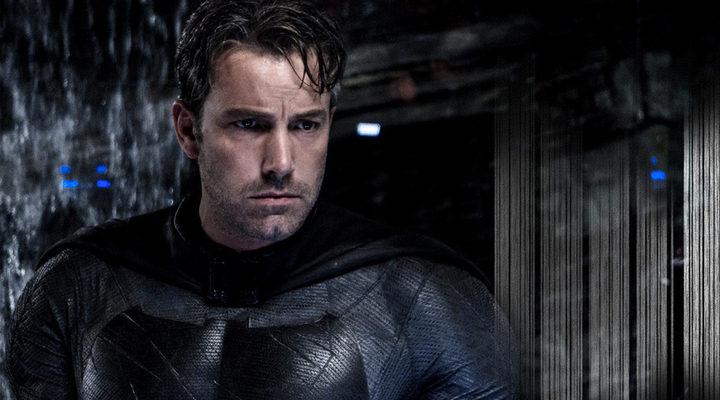 Ben Affleck en 'Batman v. Superman