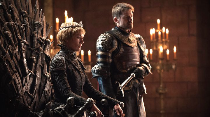 Cersei y Jaime