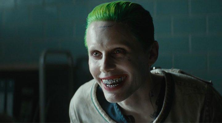 Jared Leto como el Joker en Escuadrón Suicida