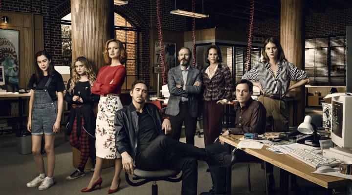 El reparto de la cuarta temporada de 'Halt and Catch Fire'