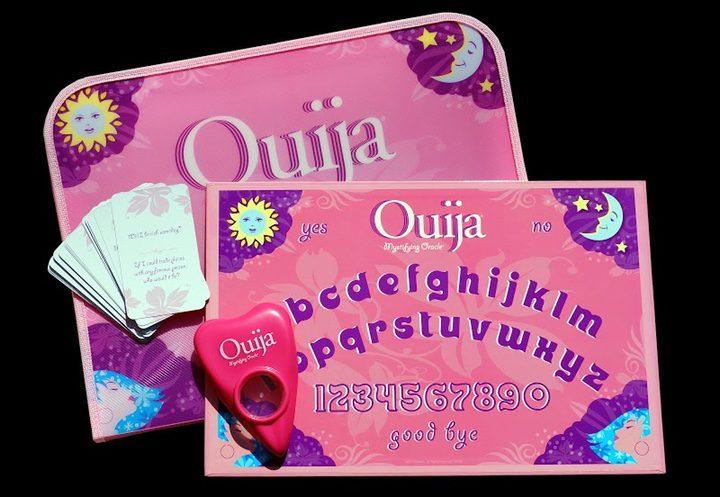 Ouija para niñas