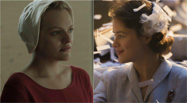 Elisabeth Moss y Claire Foy, las grandes favoritas al Emmy a Mejor Actriz Protagonista de una serie dramática