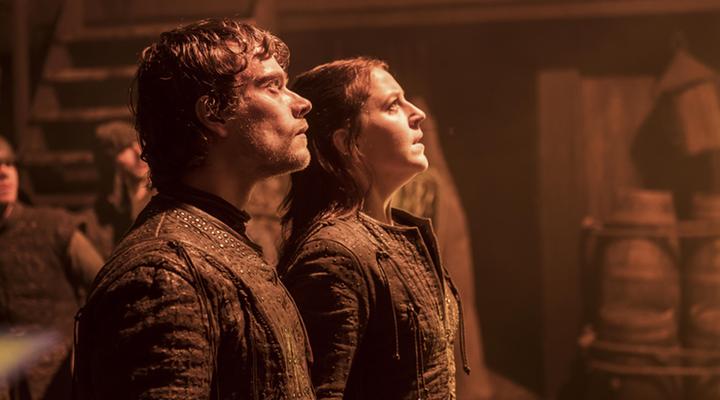 Theon y Yara