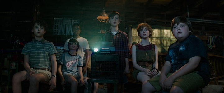 El club de los perdedores en 'It'