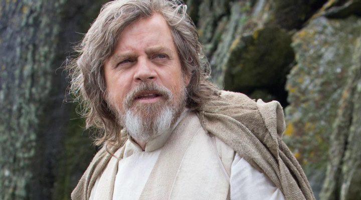 Mark Hamill en 'Los Últimos Jedi'