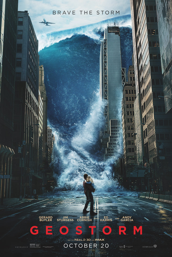 Warner Bros retira este póster de \'Geostorm\' de los cines por ...