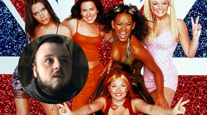Samwell Tarly y las Spice Girls