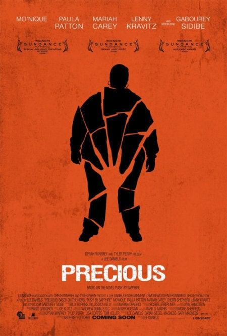 Cartel de 'Precious'