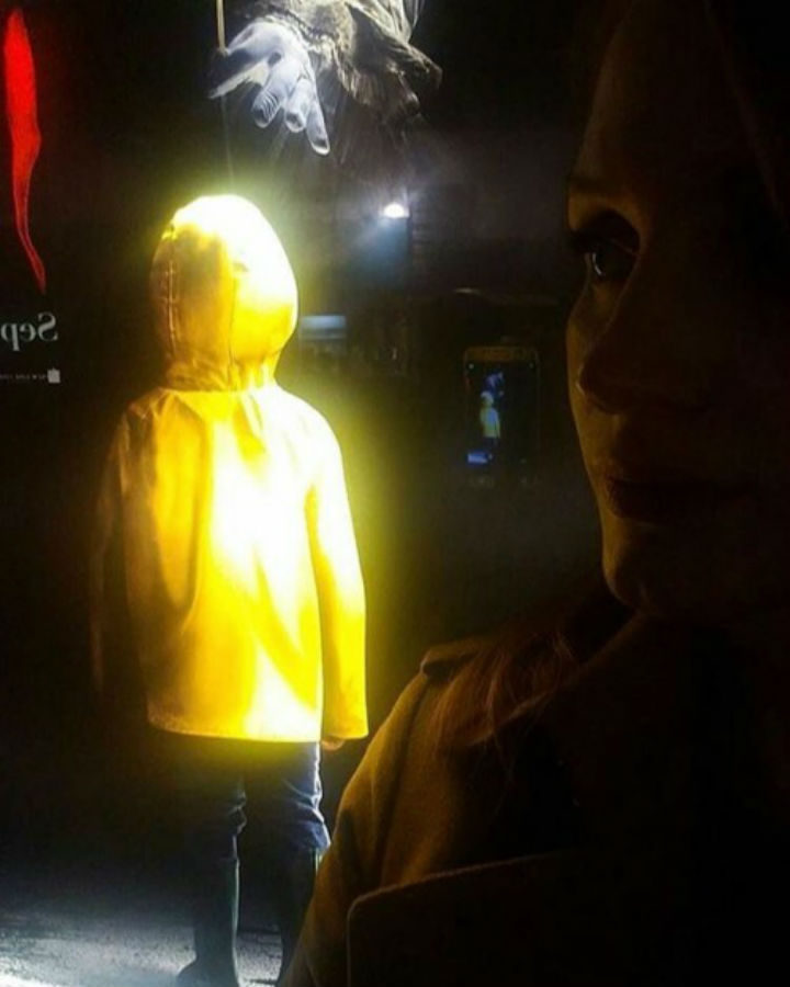 A Jessica Chastain le encantó 'It'