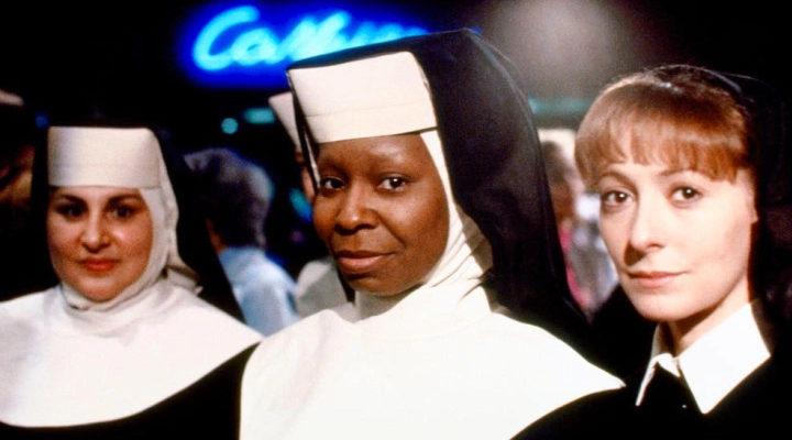 El reparto de 'Sister Act'