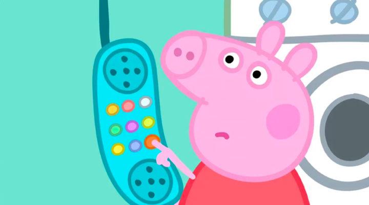 'Peppa Pig'