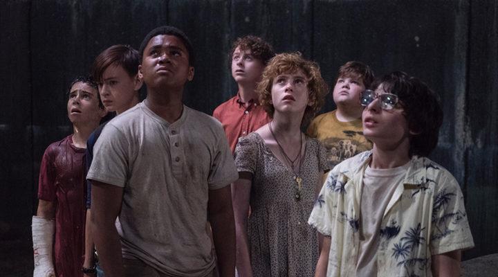 El club de los perdedores en la nueva adaptación de 'It'
