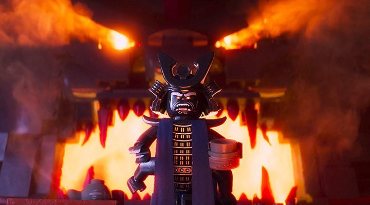 Fotograma de 'La LEGO Ninjago Película'