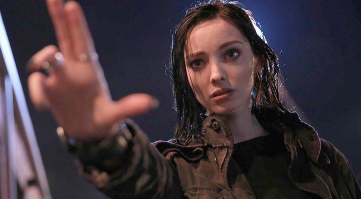 Emma Dumont en 'The Gifted'