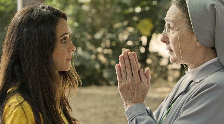 Macarena García y Gracia Olayo en 'La Llamada'