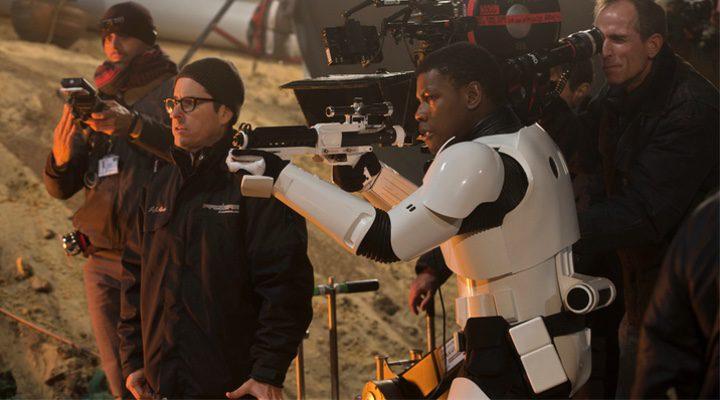J.J. Abrams en 'El despertar de la fuerza'