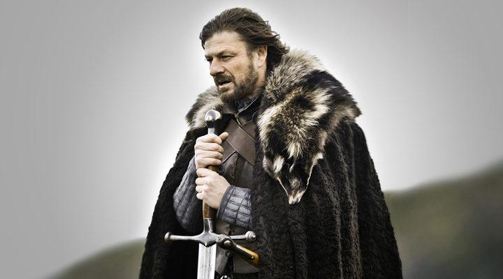 Ned Stark en 'Juego de tronos'