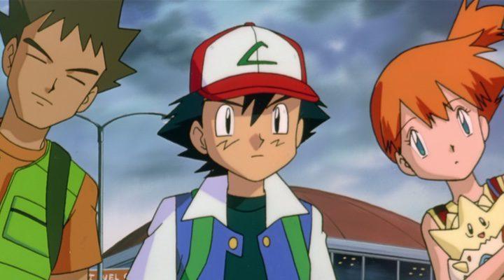 Clip de Misty, Brock y Ash en 'Pokémon'