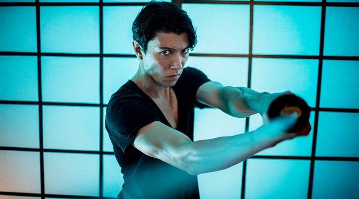 David Sakurai en 'Iron Fist'