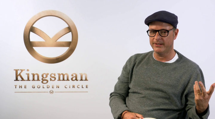 El director Matthew Vaughn