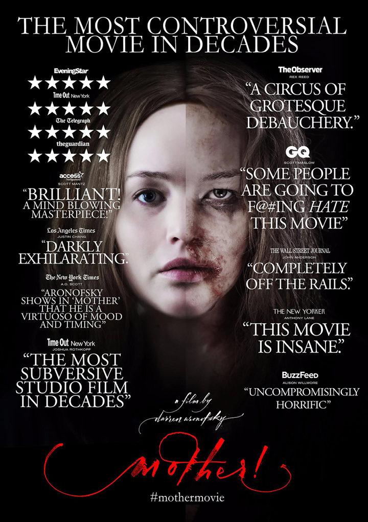 Poster de 'Madre!'