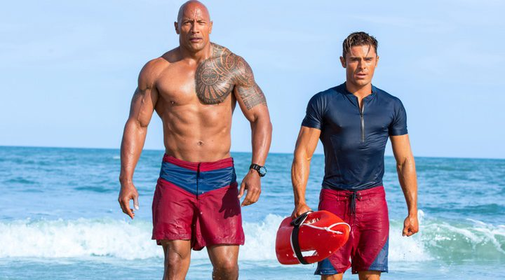 zac efron y dwayne johnson
