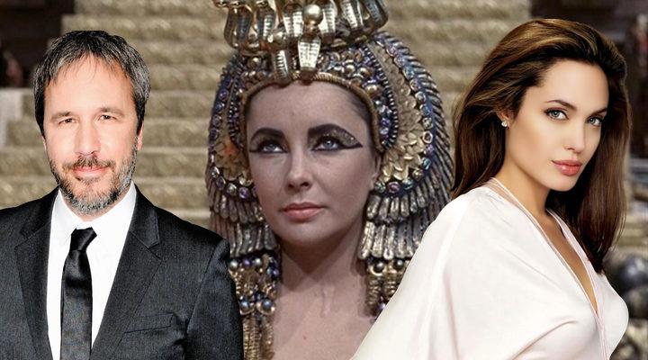 Denis Villeneuve, Cleopatra </p><p>y Angelina Jolie