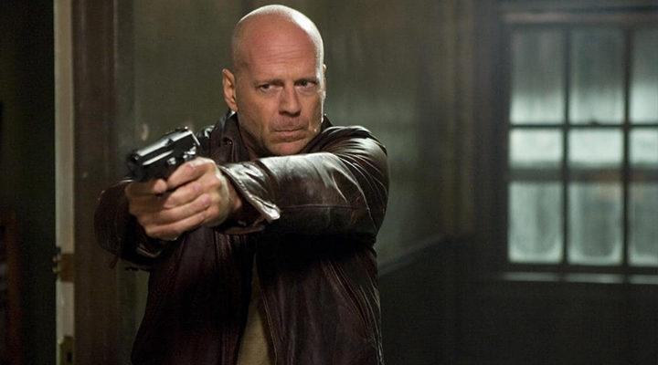Bruce Willis en Jungla de Cristal