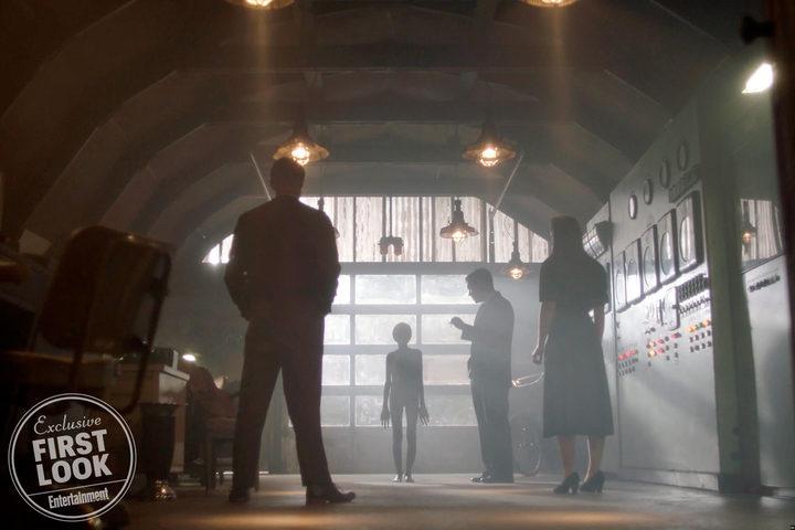 Imágenes de la temporada 11 de 'Expediente X'
