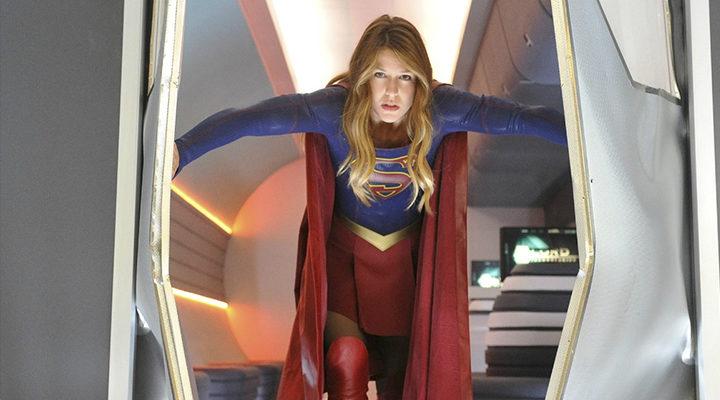 Melissa Benoist en Supergirl
