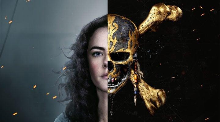 'Kaya Scodelario en 'Piratas del Caribe: La venganza de Salazar''