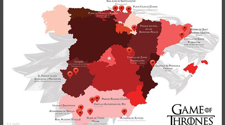 Juego de Tronos en España