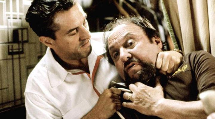 Chuck  Low y Robert De Niro