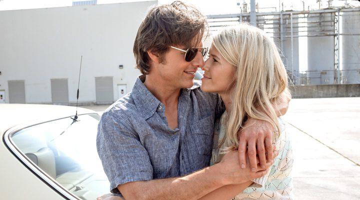 Tom Cruise y Sarah Wright