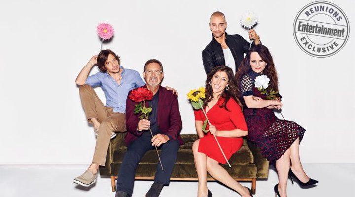 Reparto de 'Blossom' para Weekly Entertainment