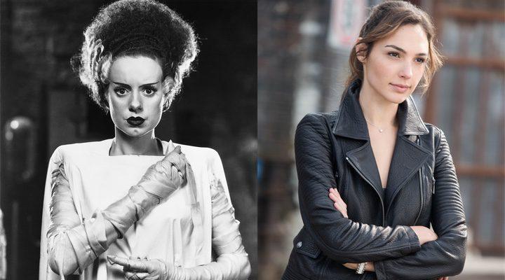 'Gal Gadot suena como sustituta de Angelina Jolie en 'La novia de Frankenstein'